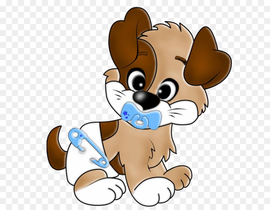 Картинка на детский шкафчик-щенок