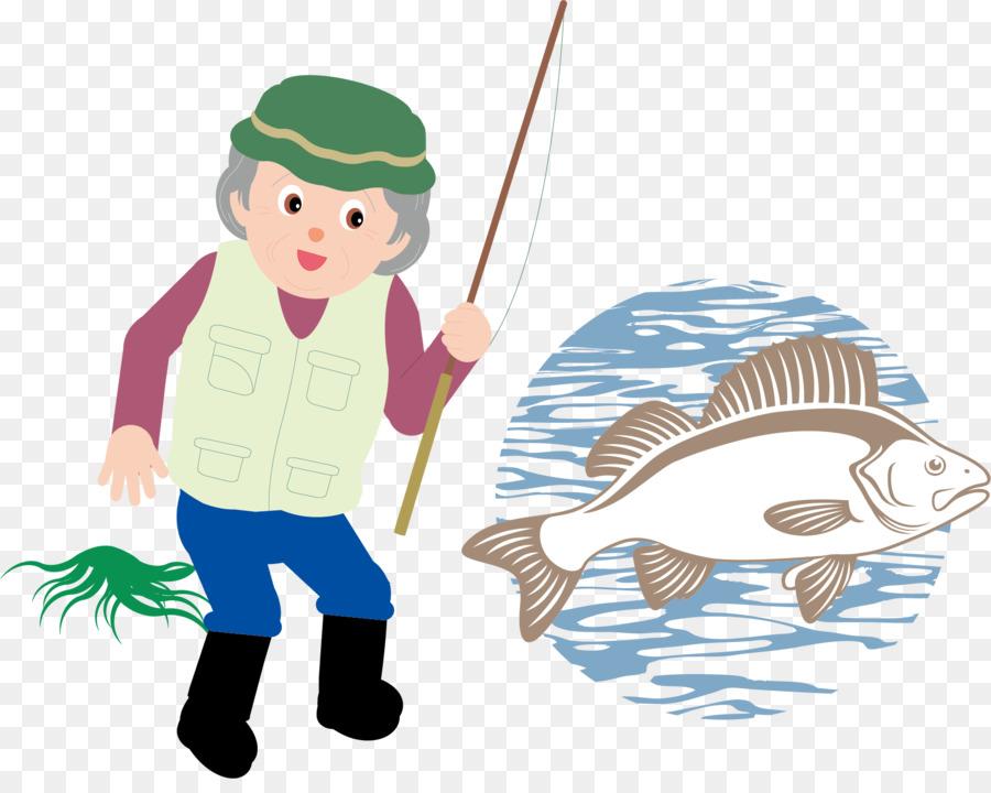 нашей картинка рыба поймала рыбака мужчина был