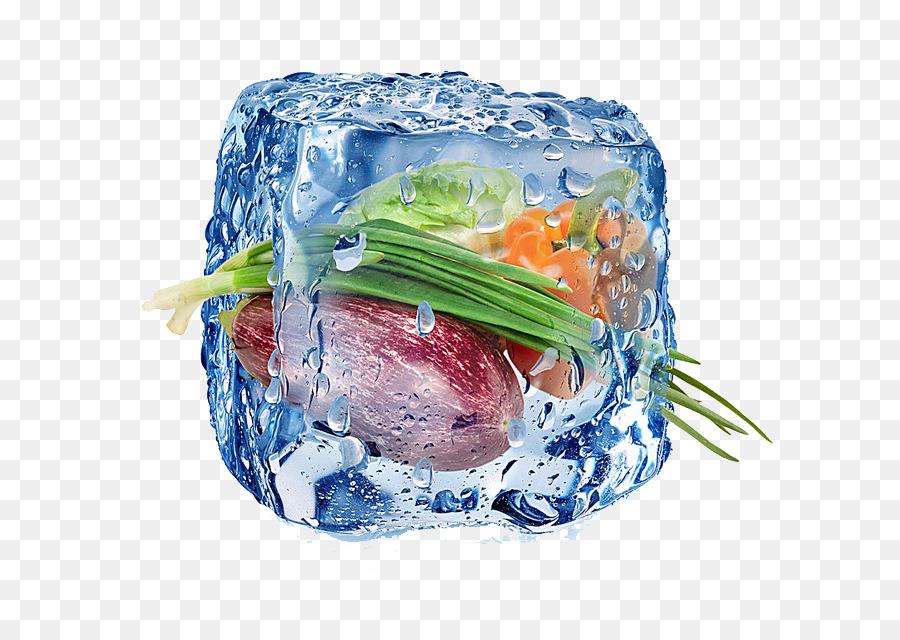 картинки льда и овощей сфотографировать