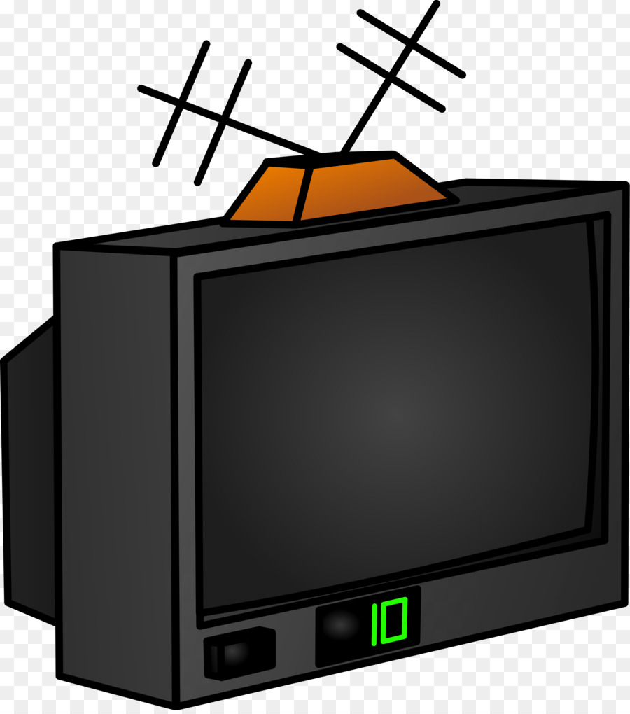 Картинка современный телевизор для детей