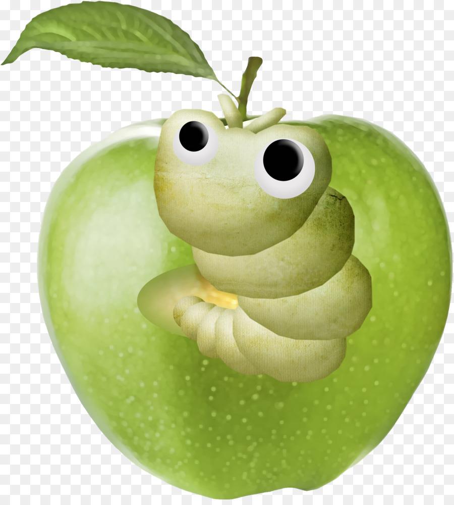 картинка гусеница и яблоко настроение всех