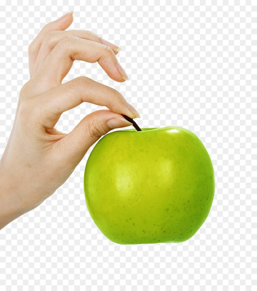 Картинки рука держит яблоко