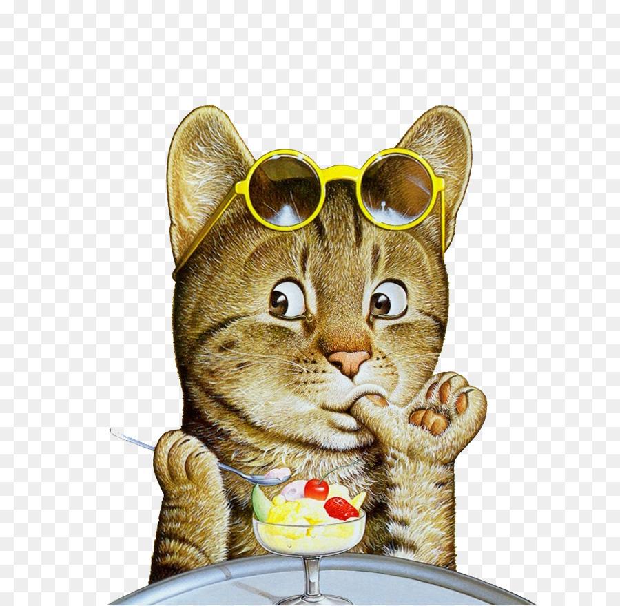 Анимация с кошками картинки