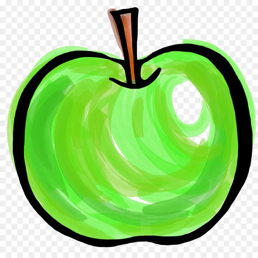 Яблоко картинки для детей на прозрачном фоне нарисованные