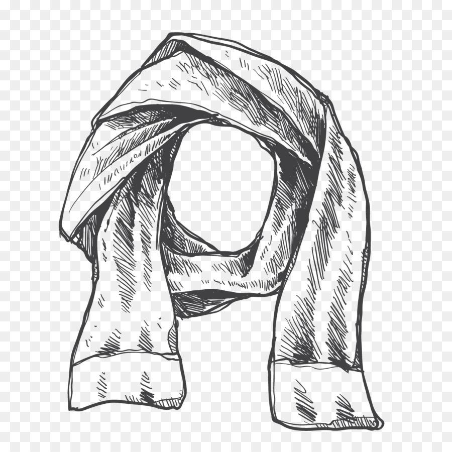 тоже картинки шарфиков для рисования запросу форма