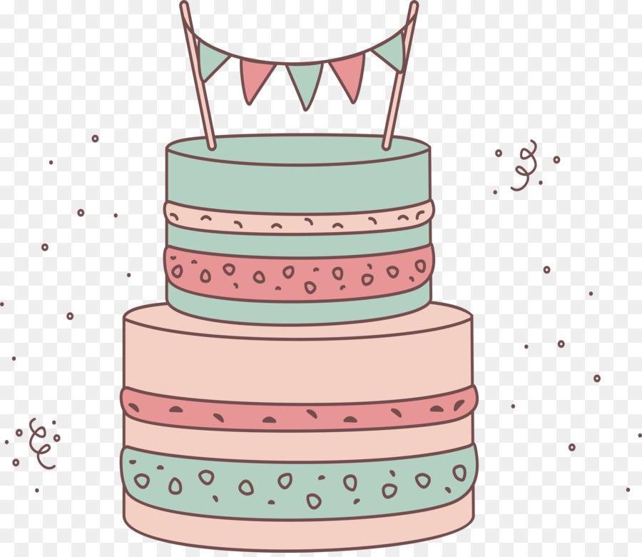 Картинка торт нарисовать
