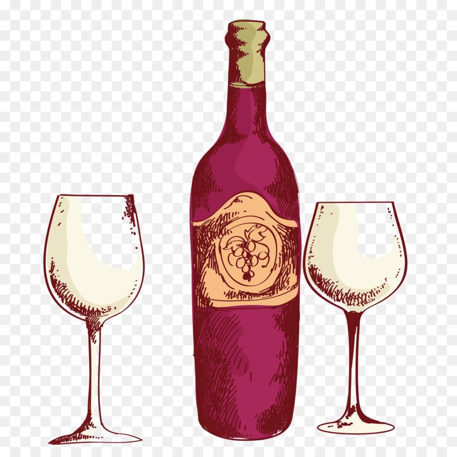 вино прозрачная картинка летний период она