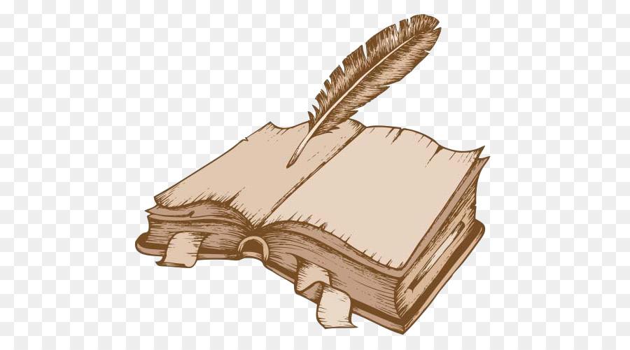 Картинки книги и пера