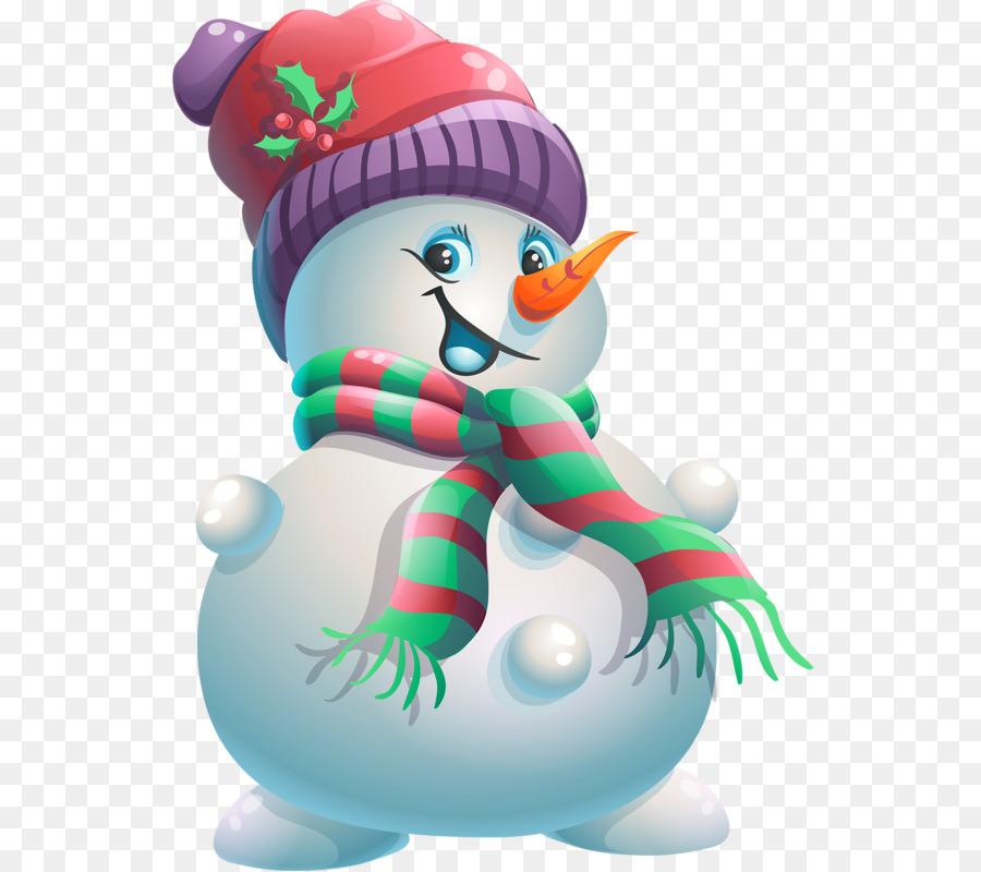 Картинка новогодний снеговика для детей
