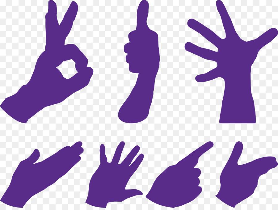 картинки символы с руками