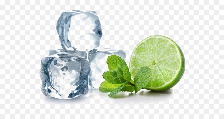 картинки кубики льда с мятой