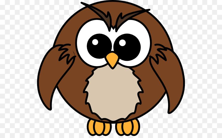 Картинка совы мультяшная