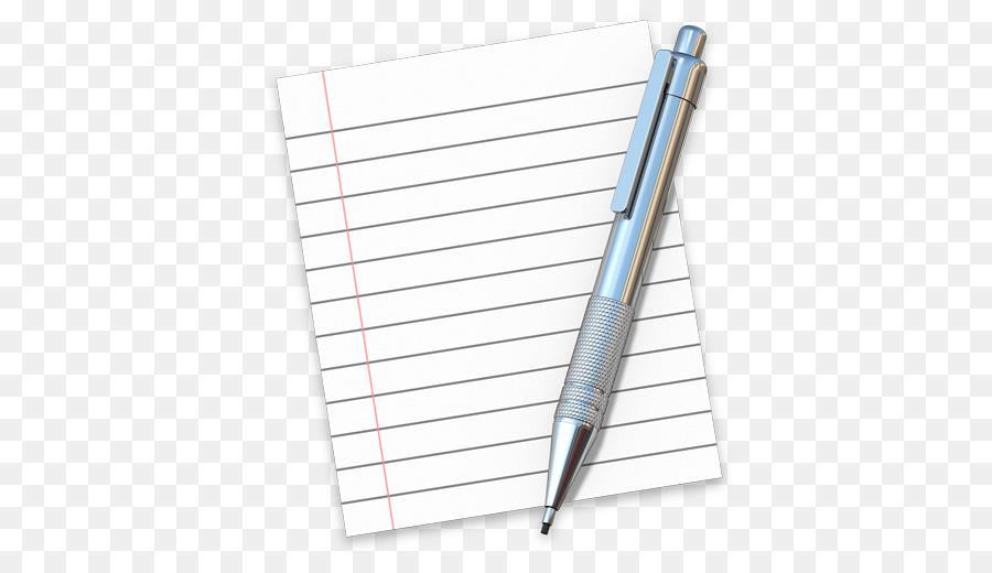 Ручка и листочек картинка