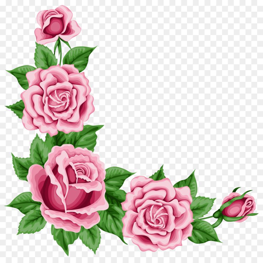Днем рождения, узор розы для открытки