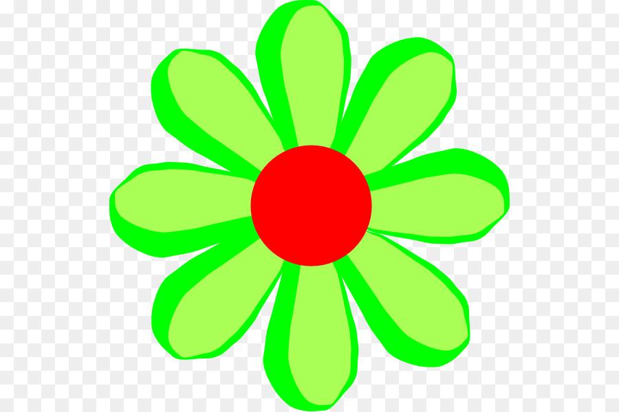 картинка цветочек зеленый вам летний