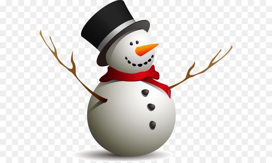 Картинка пнг снеговик
