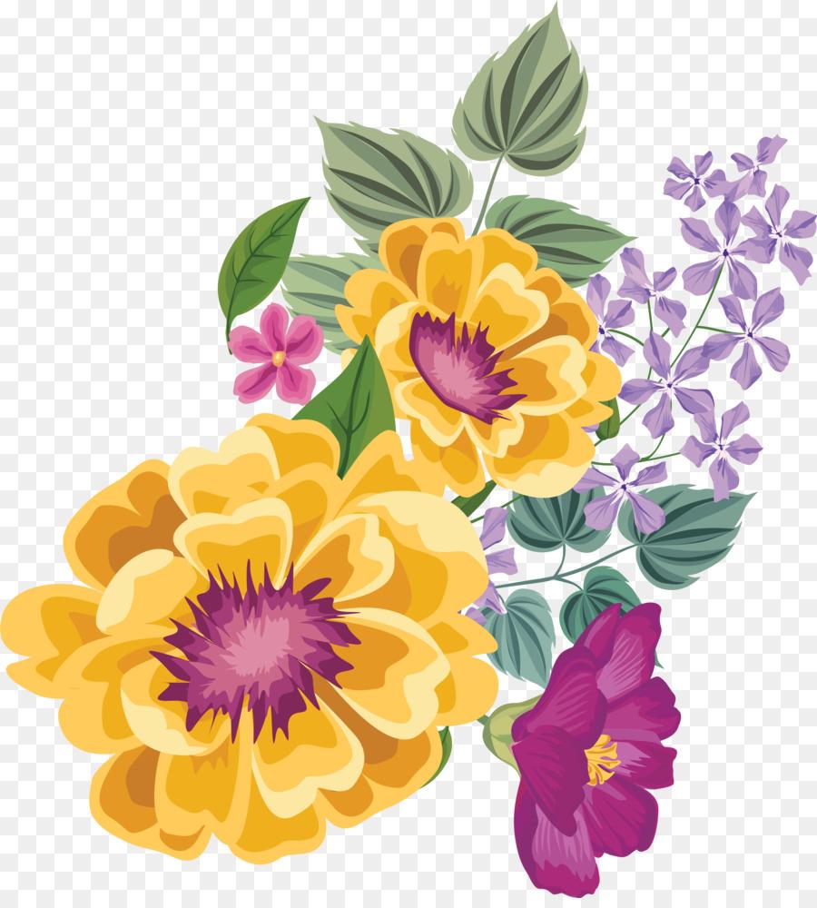 векторные картинки и рисунки цветов один настроить