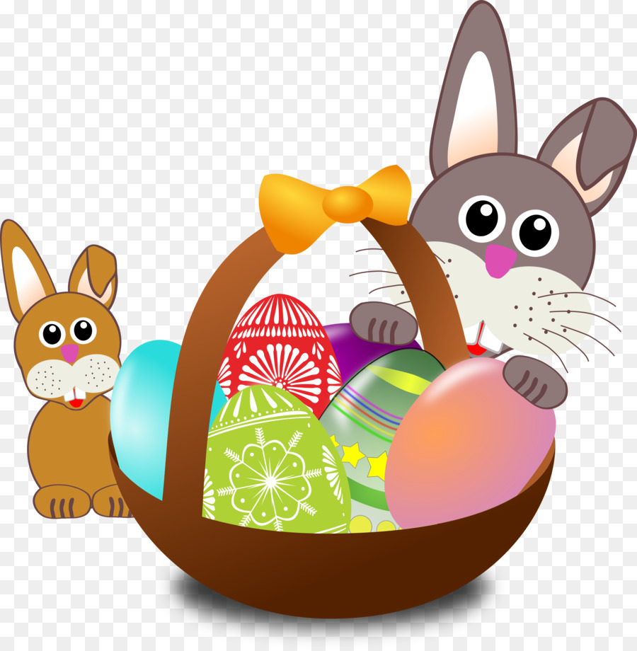 построим картинка пасхального зайца тем