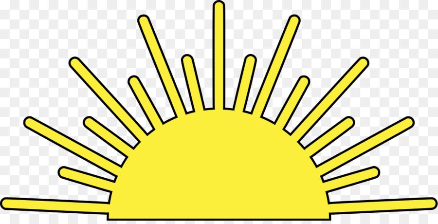 Картинка солнышко всходит для детей