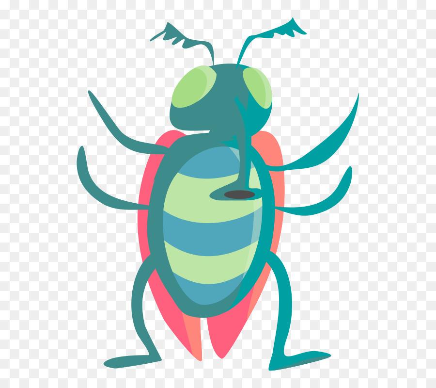 Картинка вектор насекомые