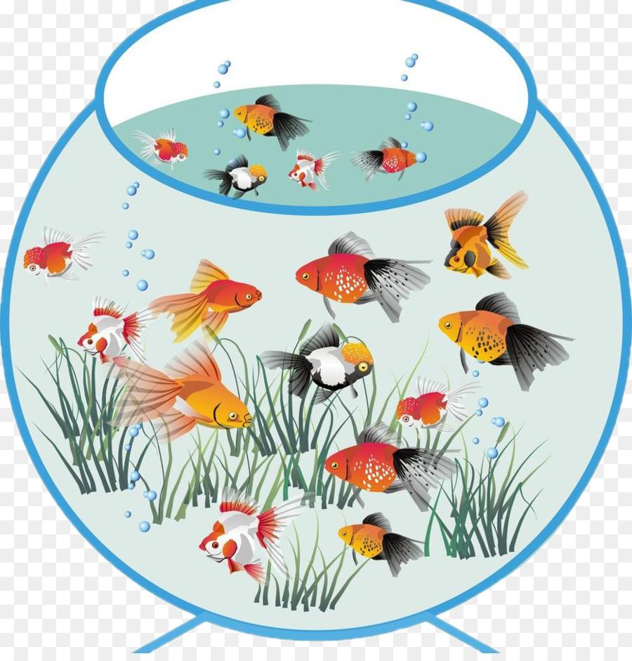 Картинки аквариум с рыбками для детей