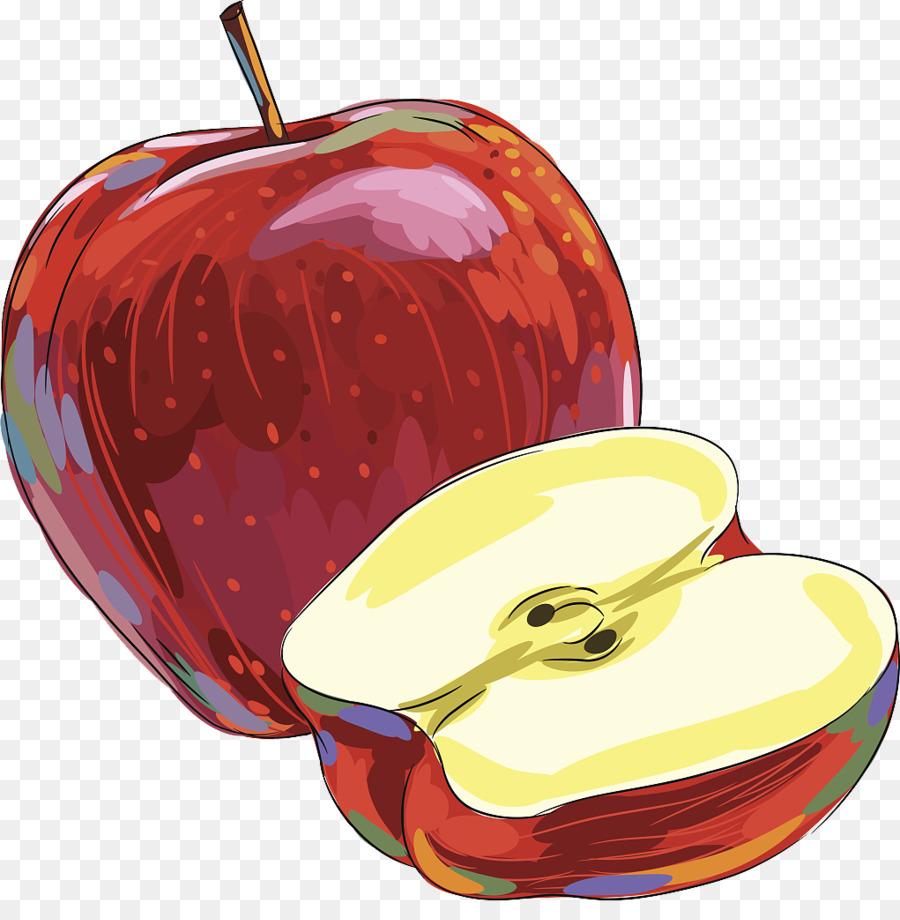 Яблоки рисунок для детей