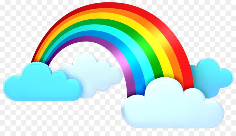 Картинка радуга на прозрачном фоне для детей
