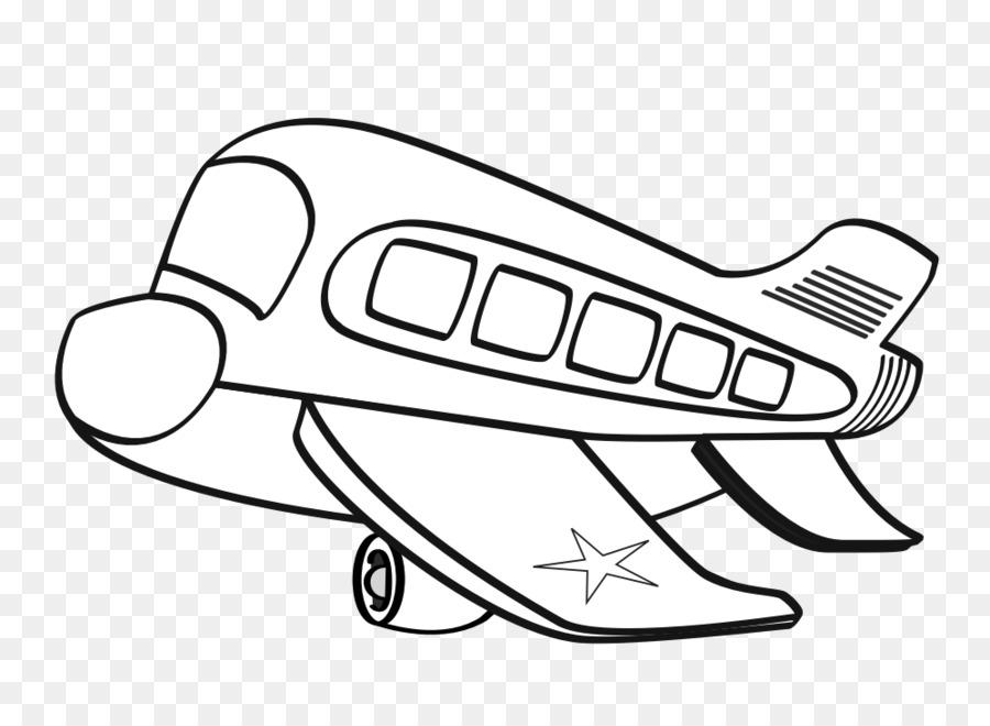 Картинки самолетики для раскраски, днем