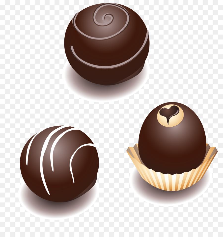 Шоколадные конфеты картинка для детей