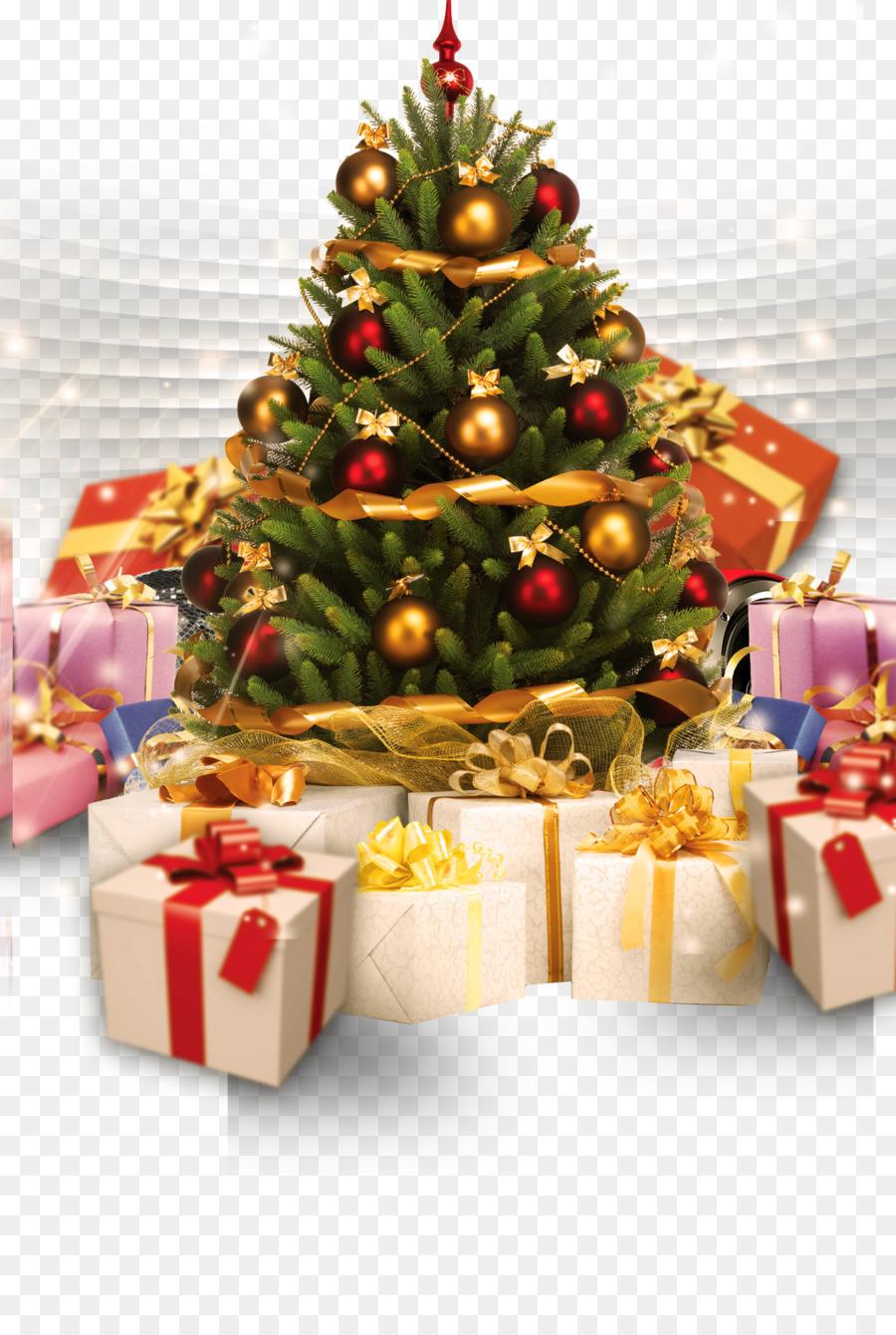 буду подарки под елку картинки пнг ещё можно