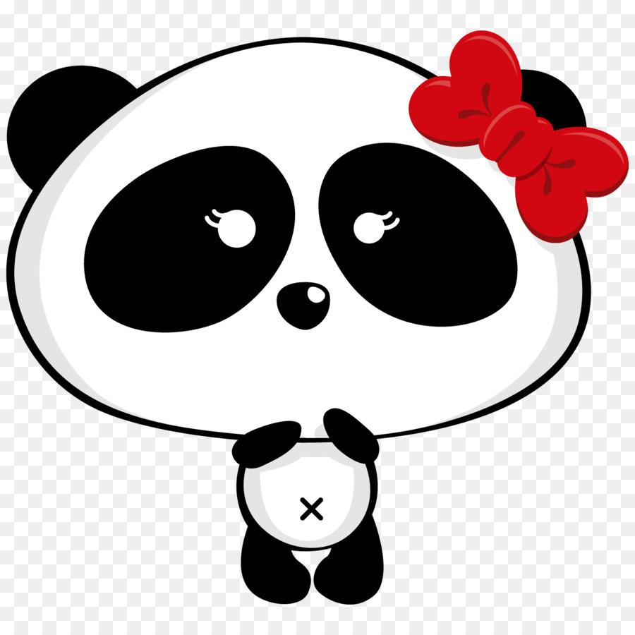 Картинки прикольных панды мультяшные