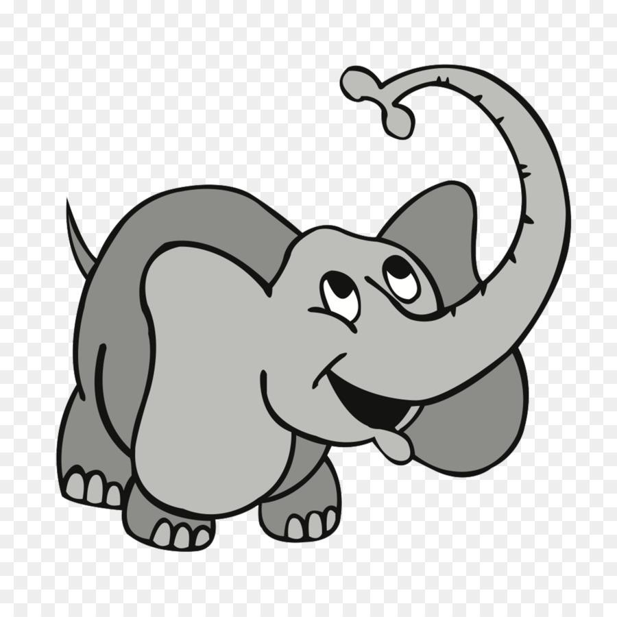 Картинка слон детям