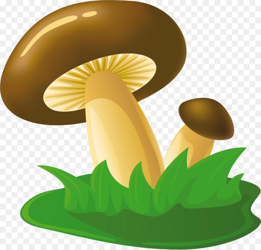 веселые грибы рисунок каждый