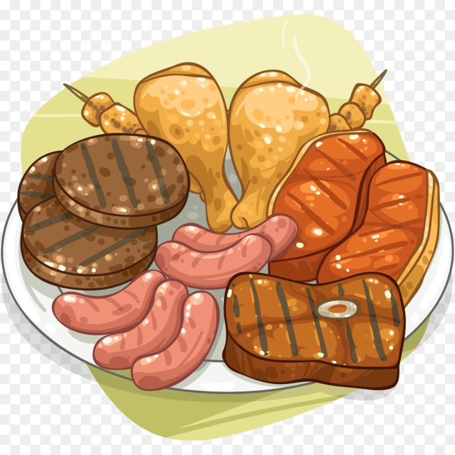 Мультяшные картинки мясо