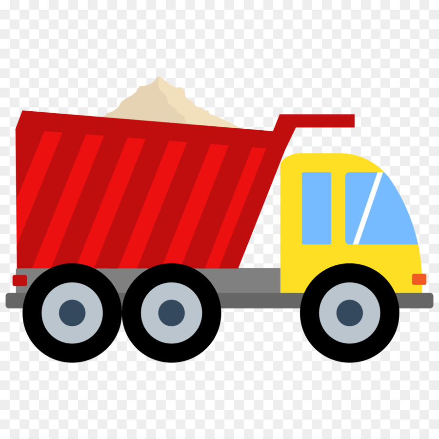 Картинка рисунок грузовик