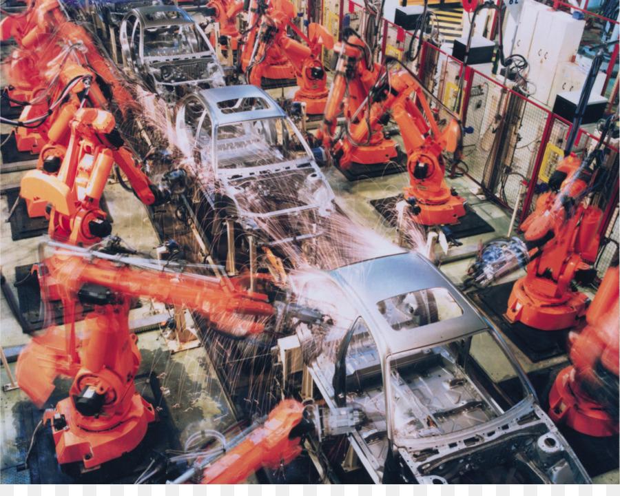 робот конвейер для машин