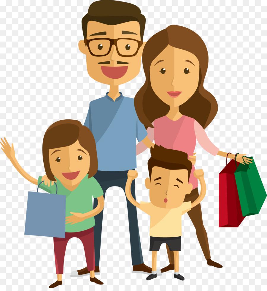 Анимация семейная картинка, днем рождения