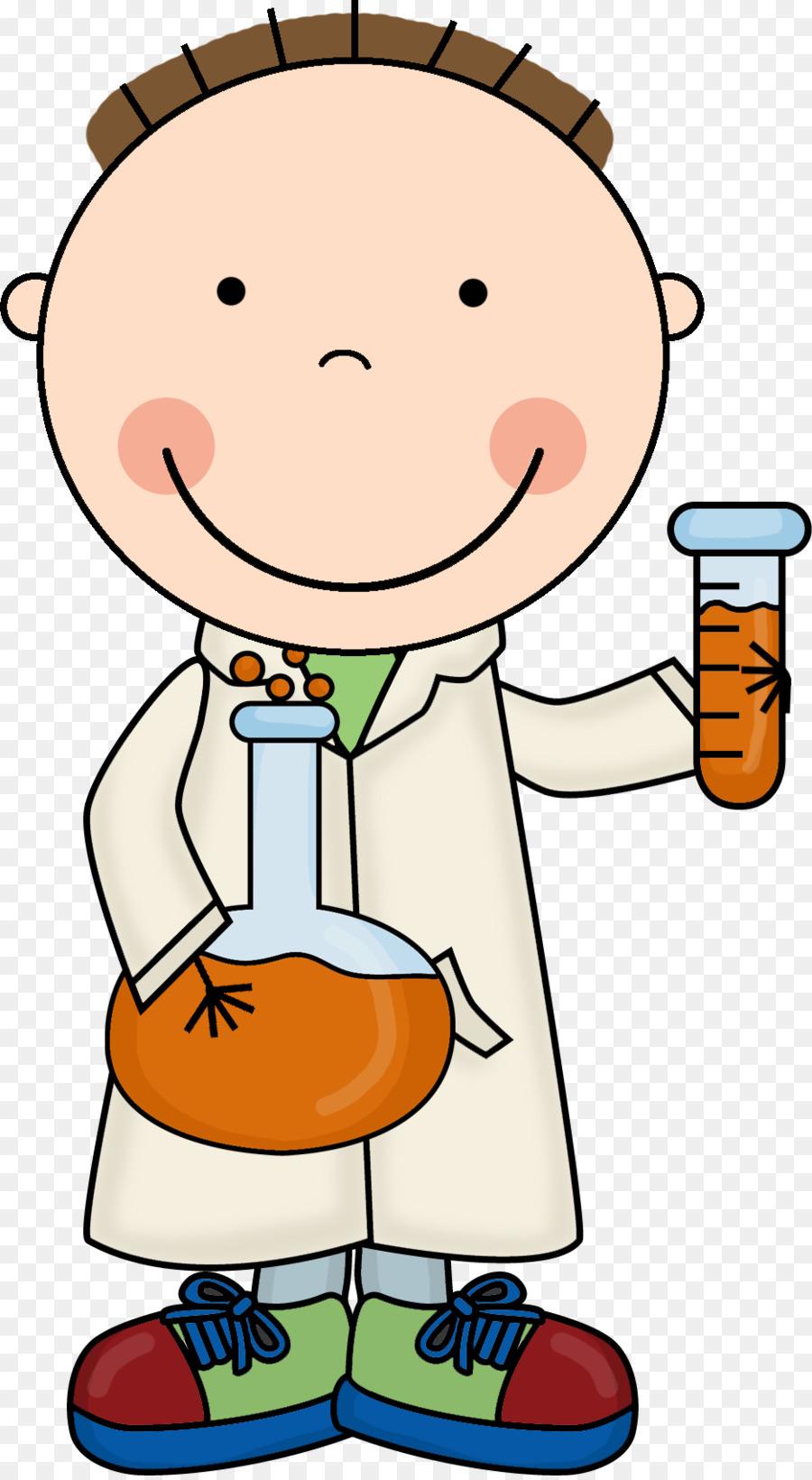 Химик картинки мультяшные