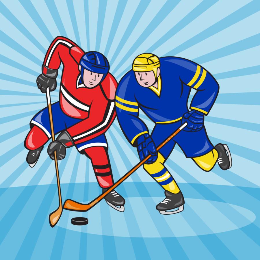 Хоккей с шайбой картинки для детей, рисунок открытку картинки