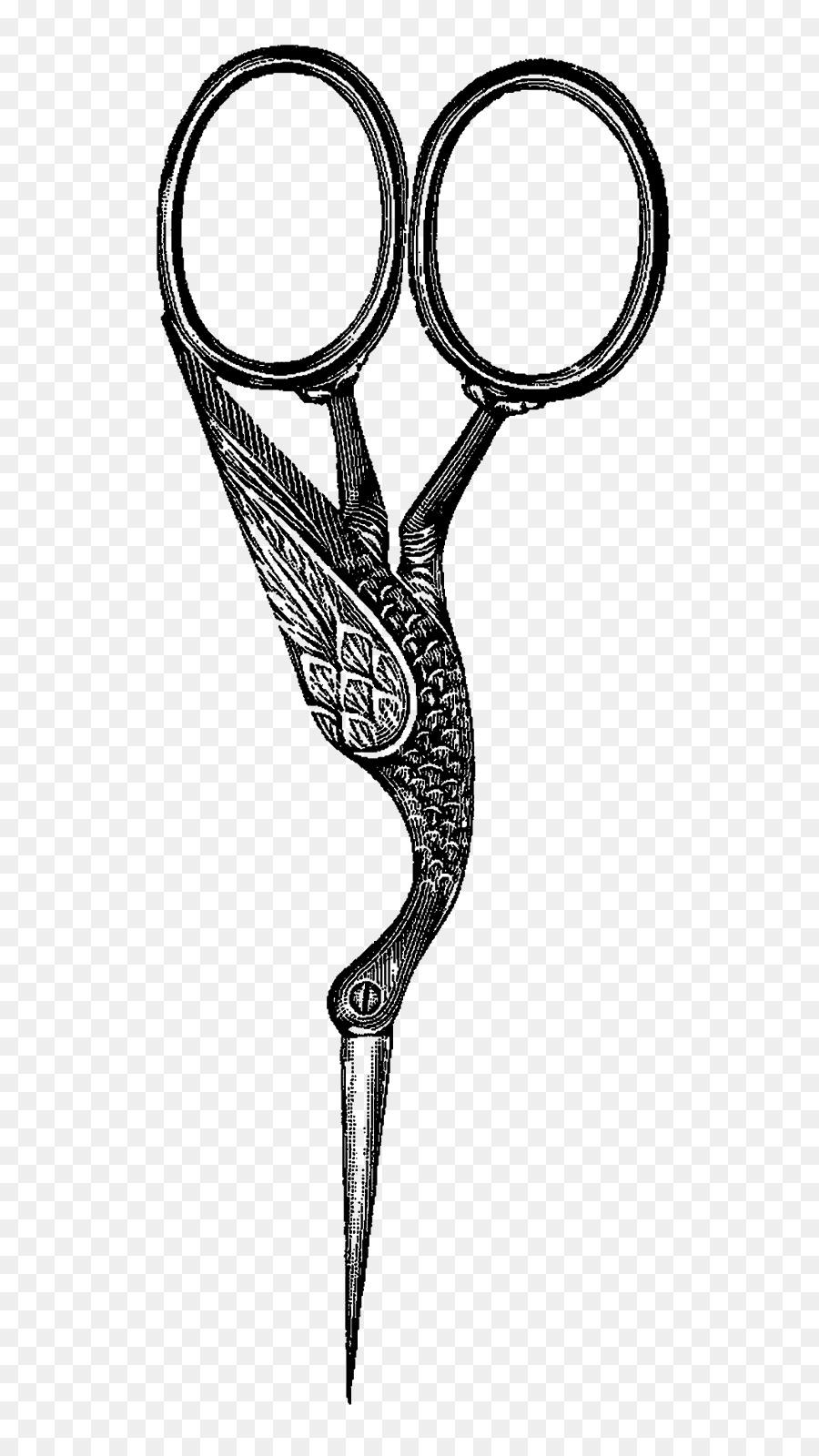Красивые рисунки ножниц