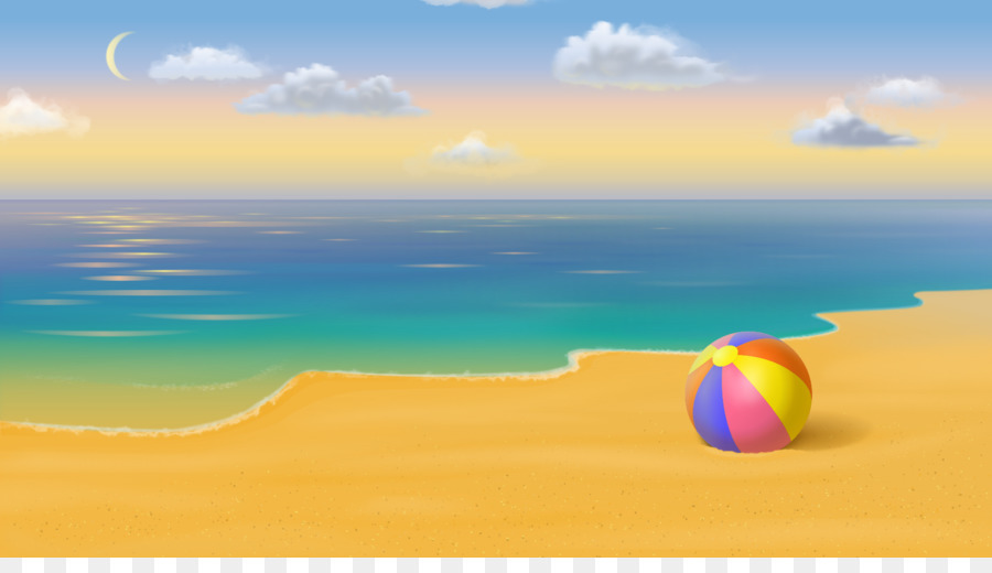 картинка море и пляж на прозрачном фоне последнее время
