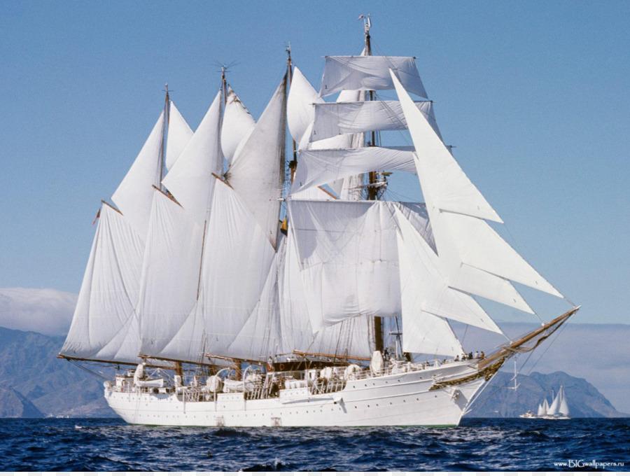 Корабль на картинках