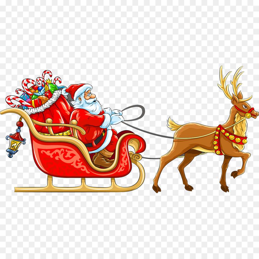 Мужчину летием, картинки новогодние дед мороз на санях пнг