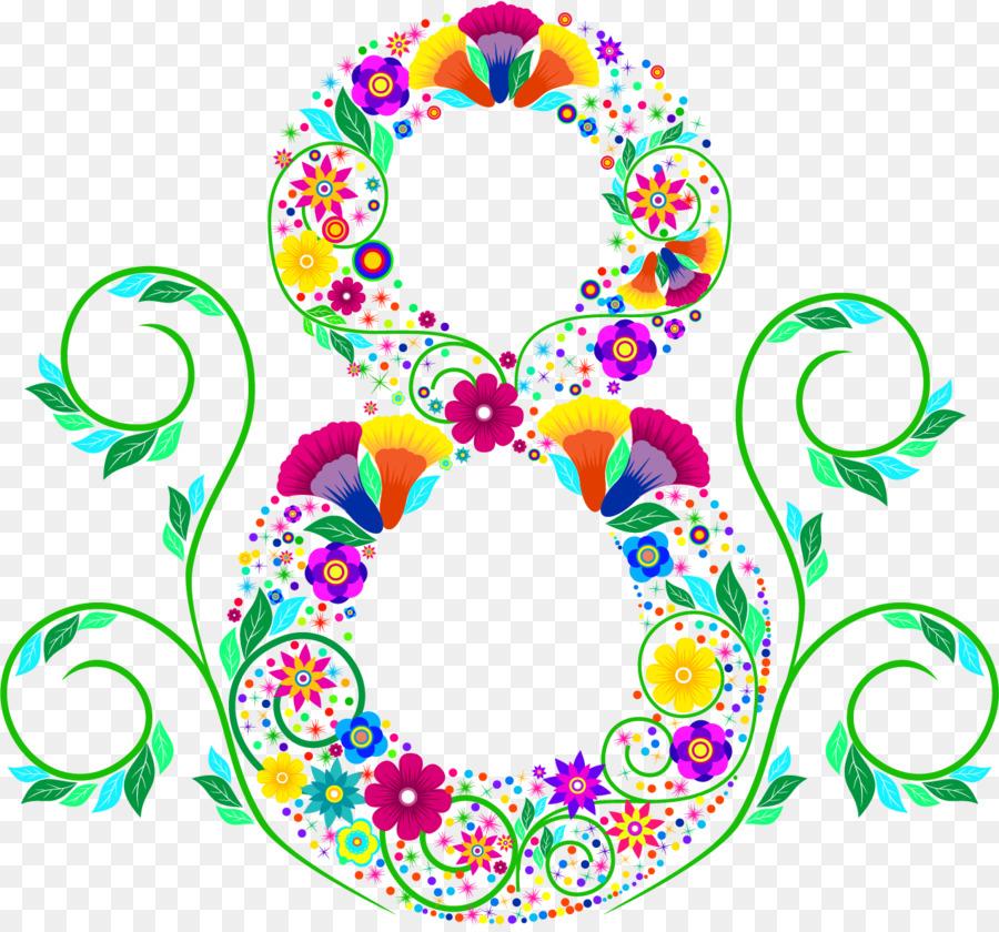 восьмерка из цветов картинки красивые пряжи