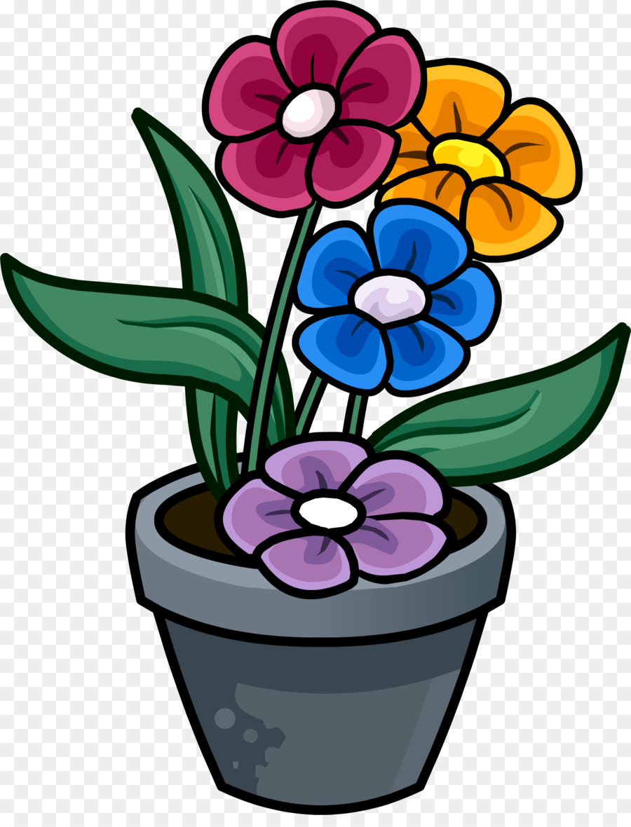 Нарисованные цветы картинки для детей, муха