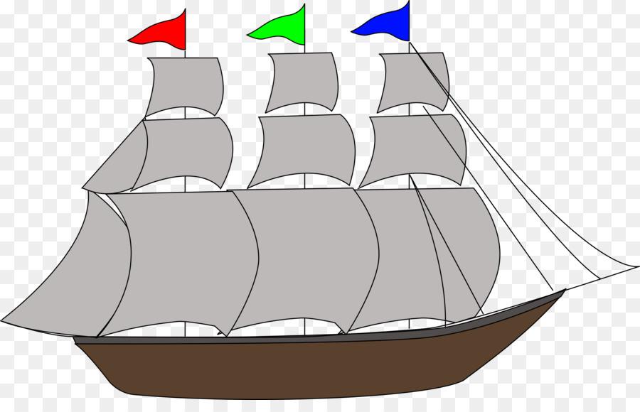 Корабль с парусом рисунок картинки
