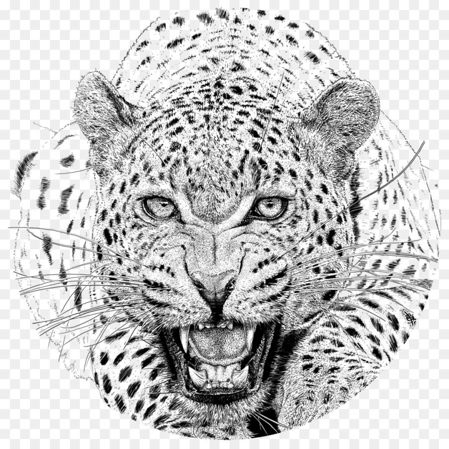 морда леопарда фото рисунок многочисленных элементов раскраски