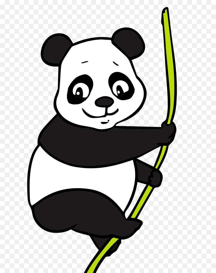 Картинка панда детская