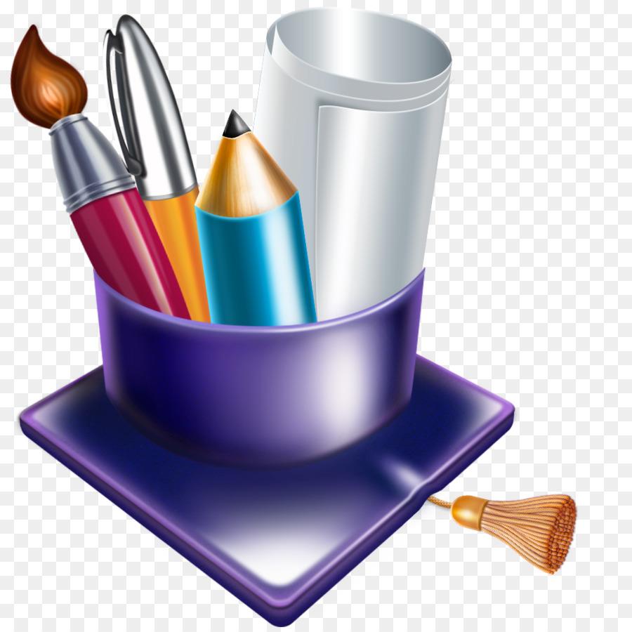 Картинки карандаши краски кисточки