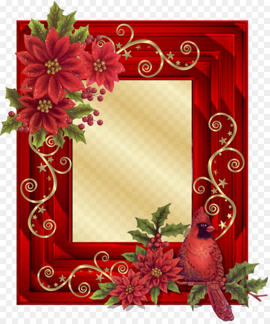 Картинка рамка красного цвета